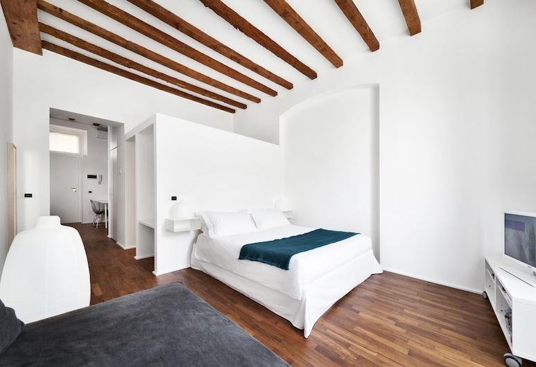 Brera Apartments in Moscova, Milano, Appartamento, 1 camera da letto (3 pax)(Pontida 4), Camera