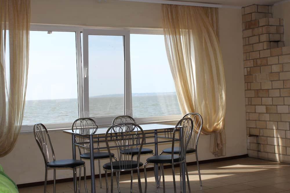 럭셔리 코티지 - 거실