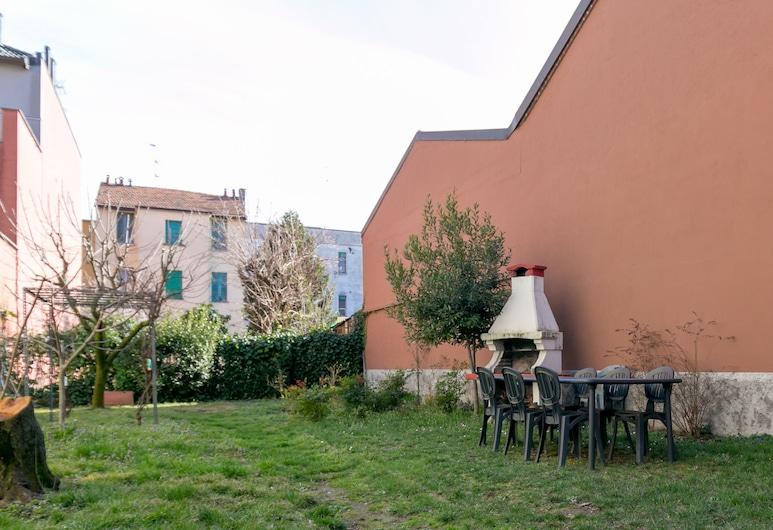notaMi - Niguarda Park House, Milan, Garden