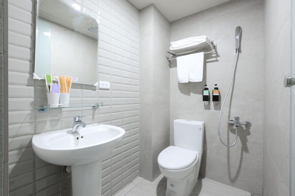 Elite négyágyas szoba, 1 kétszemélyes ágy - Fürdőszoba