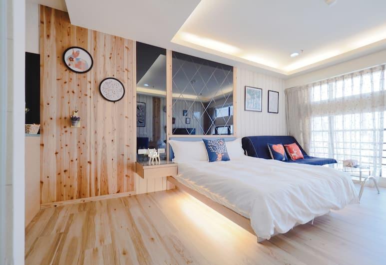 color fun inn, Kaohsiung, Dvojlôžková izba typu City, 1 spálňa, Izba