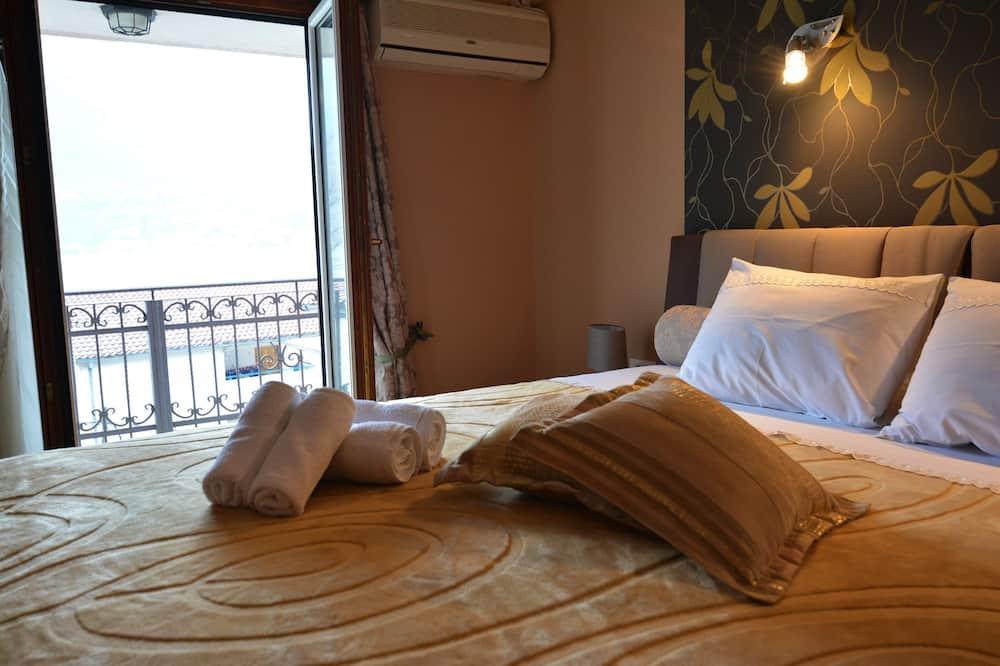 Apart Daire, 1 Yatak Odası, Teras, Deniz Manzaralı - Öne Çıkan Resim