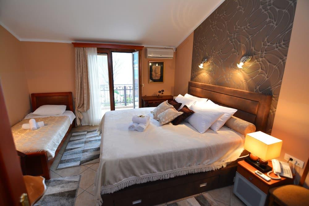 Apart Daire, 1 Yatak Odası, Deniz Manzaralı - Oda