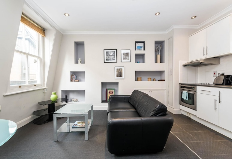 1 Bed Flat in St Paul's the Very Centre of London!, London