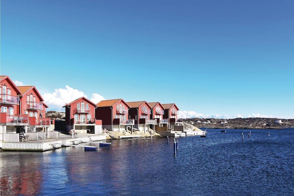 Alojamiento de 3 habitaciones en Hällevikstrand