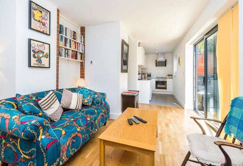 巴特西/克拉珀姆舒適 2 房花園別墅酒店, 倫敦