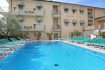 Foto del Hotel al Sole Bardolino en Bardolino
