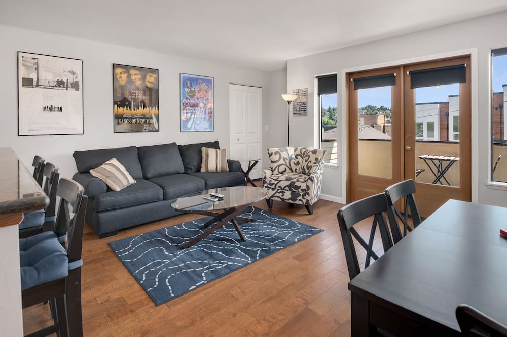 豪華公寓客房, 2 間臥室, 2 間浴室 - 特色相片