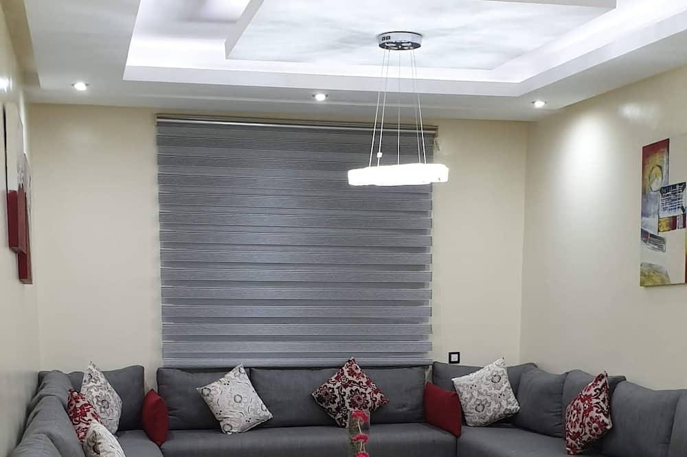 Appartement 32, 3 chambres - Ruang Tamu