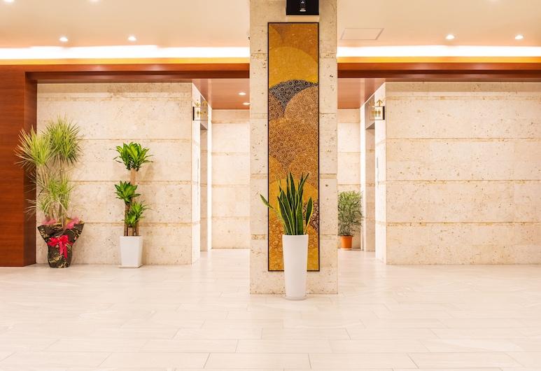 可柯庫伊斯蒙帕飯店, 北谷, 大廳