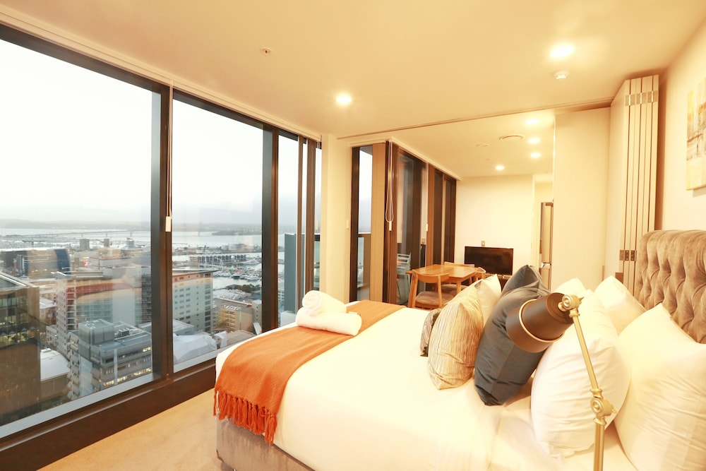 Everest Serviced Apartments On Albert, Auckland