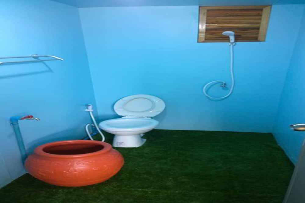 Budget Double Room - Casa de banho