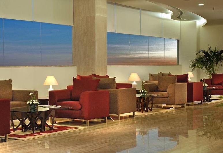Hotel Sewa Grand Faridabad, Faridabad, Sala de Estar do Lobby