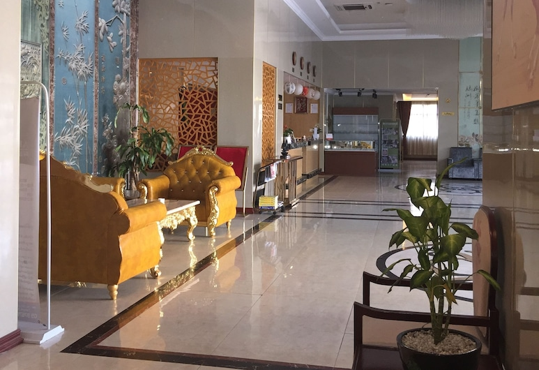 Apollo Hotel, Rangun, Sala de Estar do Lobby