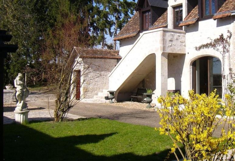 Le Relais de Nozieux, Saint-Claude-de-Diray, Hotel Front