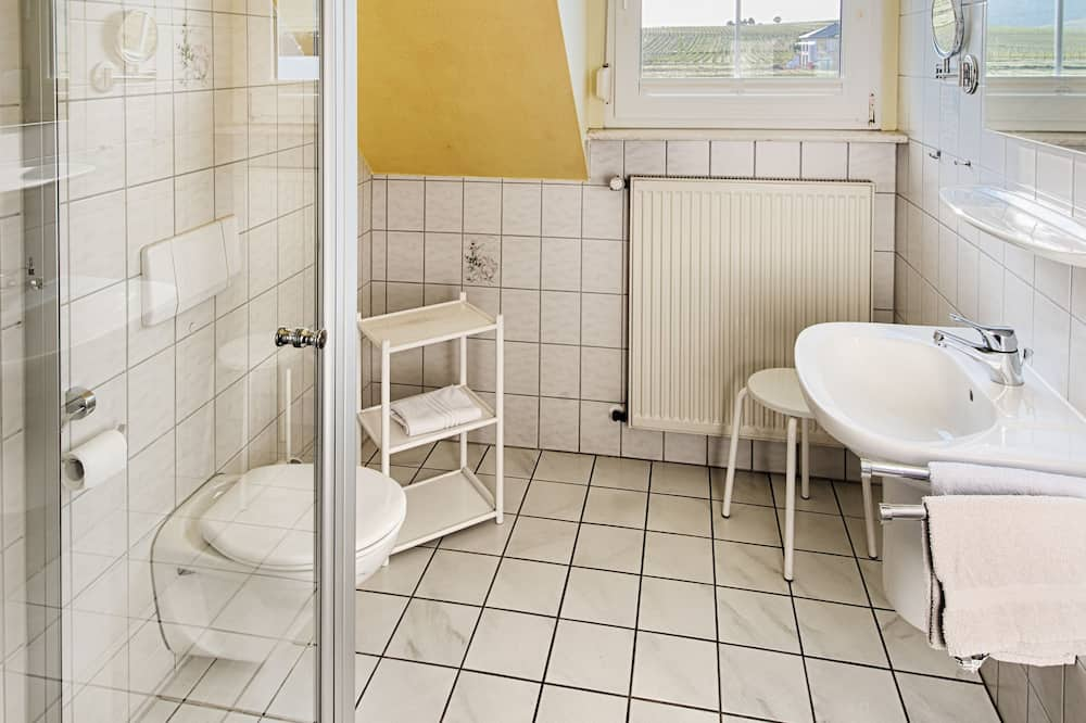 Double Room, 1 Bedroom, Private Bathroom - Bathroom