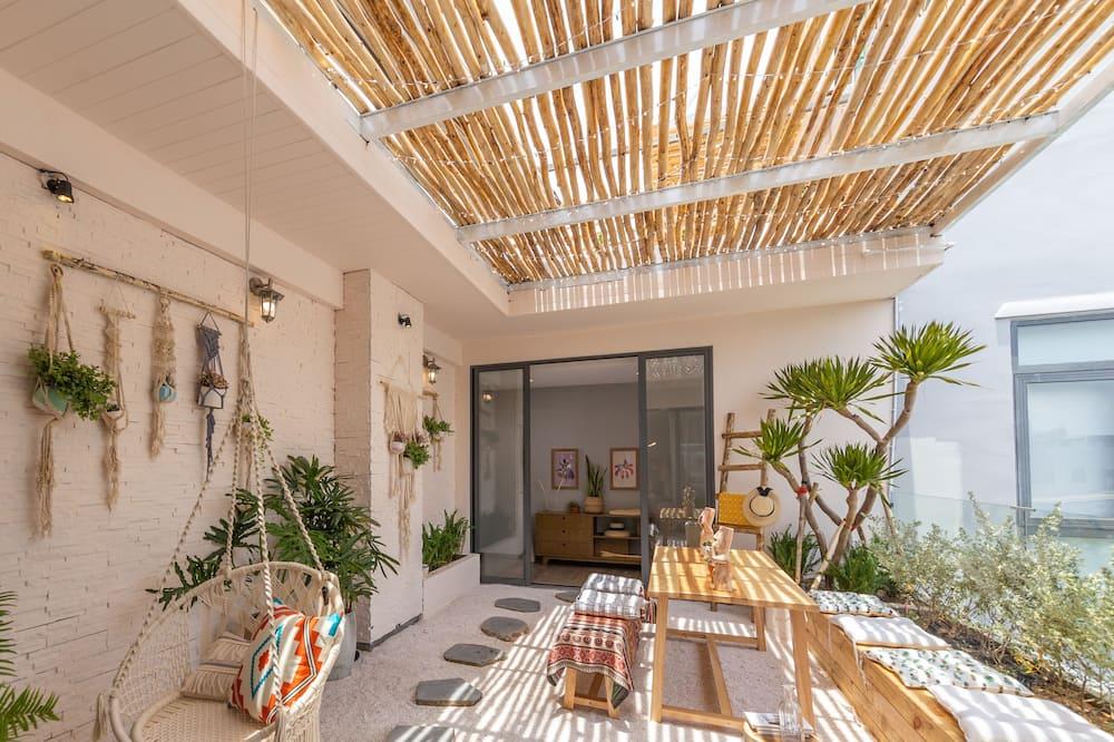 Grand Suite, 2 Bedrooms, Beach View - Terrace/Patio
