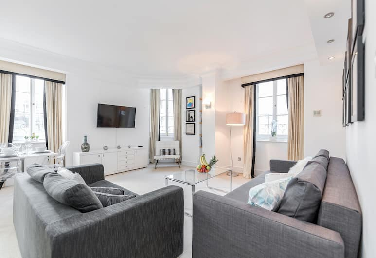 Outstanding Trafalgar Penthouse sleeps 8, London