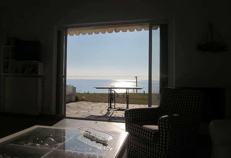 Beachside Villa, Kassandra, Willa, Powierzchnia mieszkalna