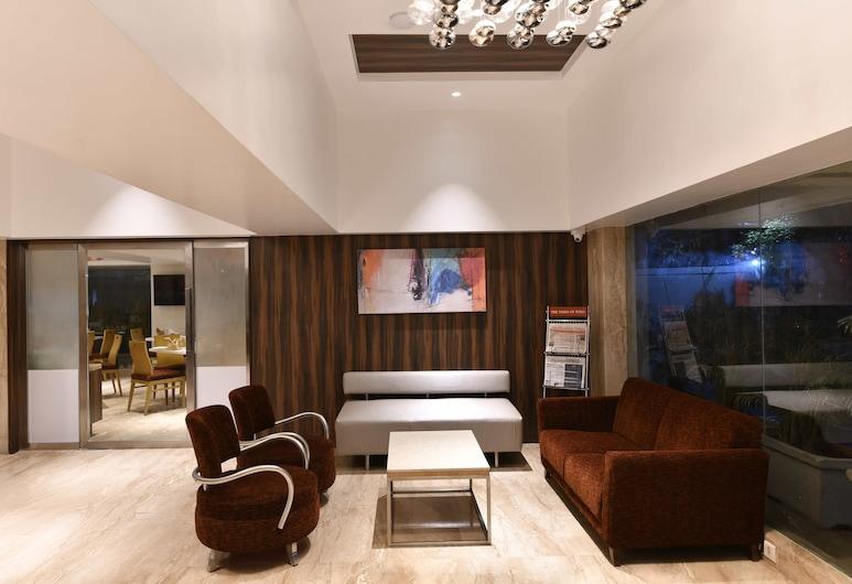 Hotel Leafio Marigold Marol, Bombay, Lobi Oturma Alanı