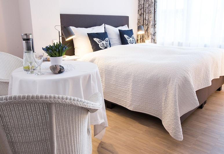 Hotel Strand26, Nienhagen, Quarto Duplo, Acessível, Quarto
