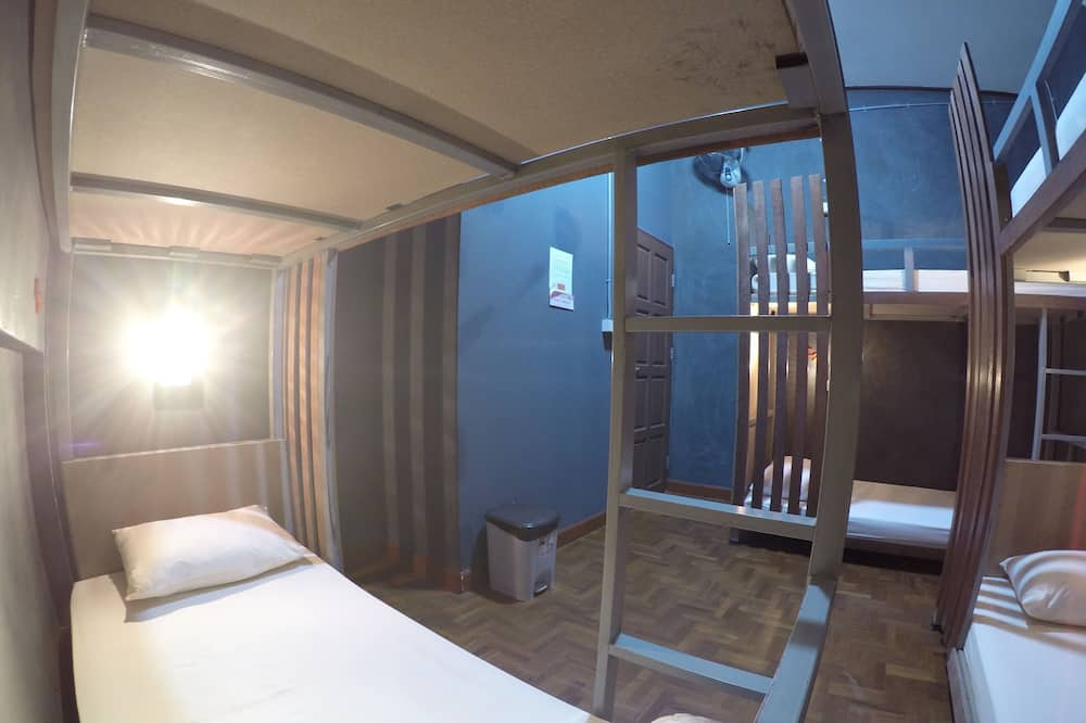 Bed in Mixed Dormitory (C) - Kamer