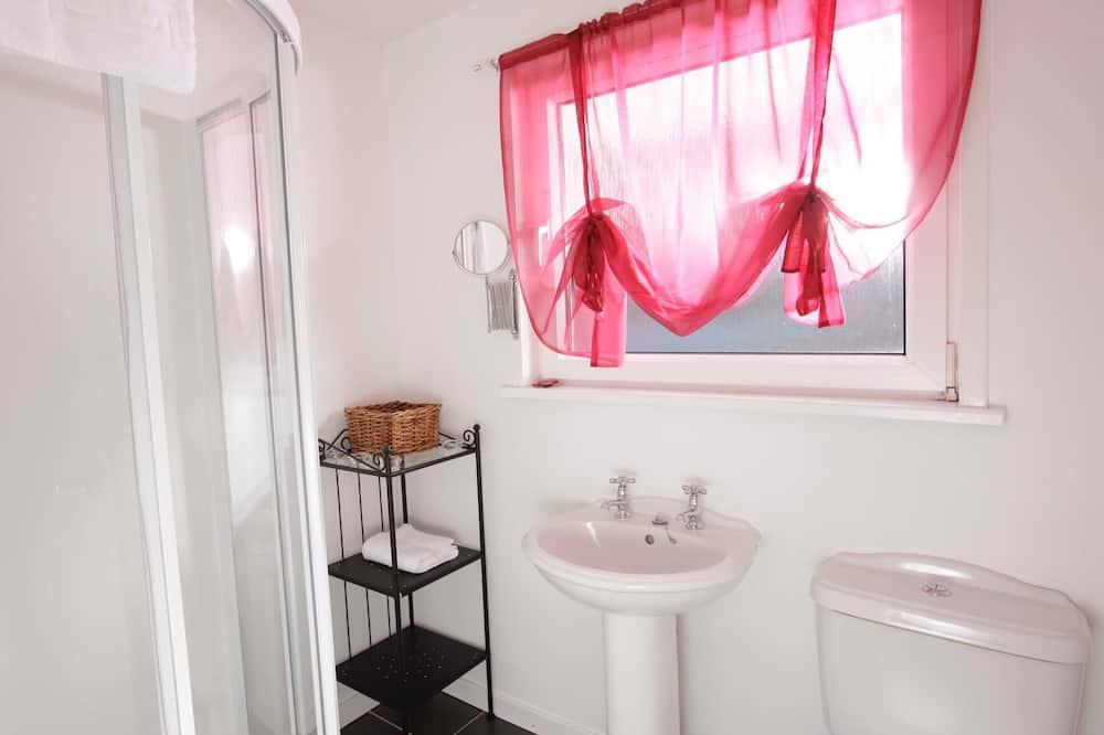คอทเทจ, ห้องน้ำส่วนตัว - ห้องน้ำ