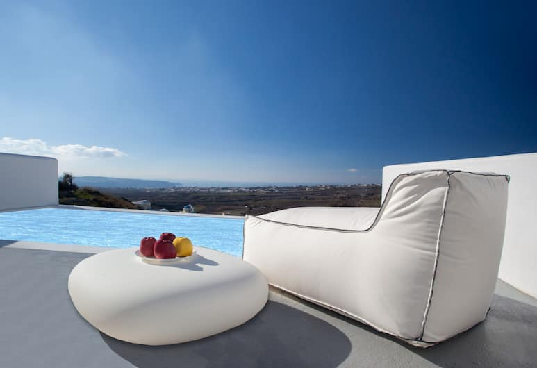 Alunia Incognito Suites - Adults Only, Santorini, Senior Suite, Private Pool, Sea View, Guest Room View