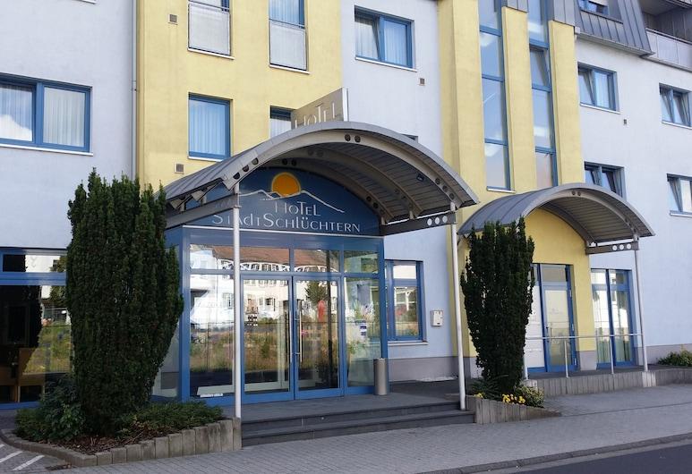 施呂希滕城市阿肯森特飯店, 施呂希滕, 飯店正面