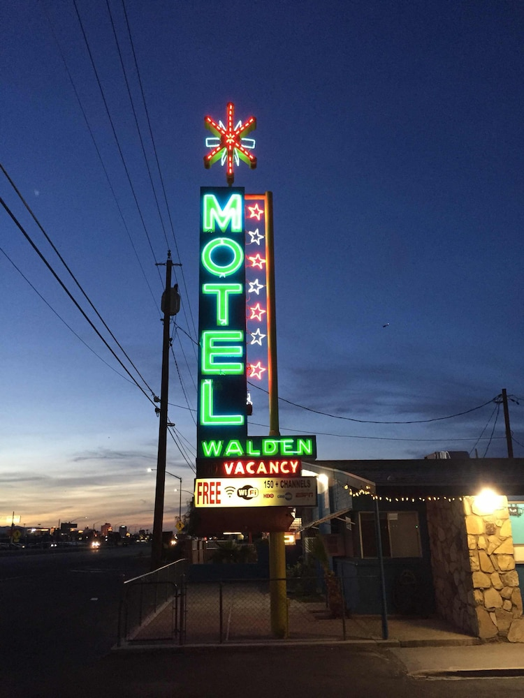 Walden Motel Las Vegas