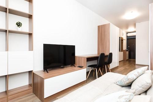 柔軟飯店式公寓/