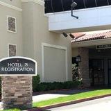 Entrada del hotel