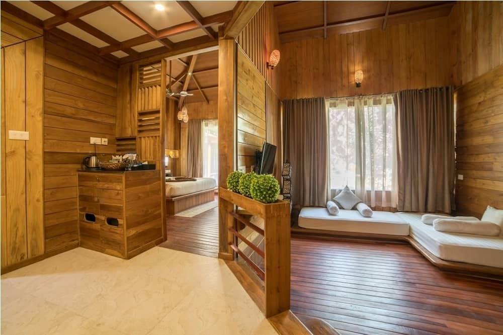 Superior Süit, 1 Yatak Odası, Balkon, Plaj Manzaralı - Oda Manzarası