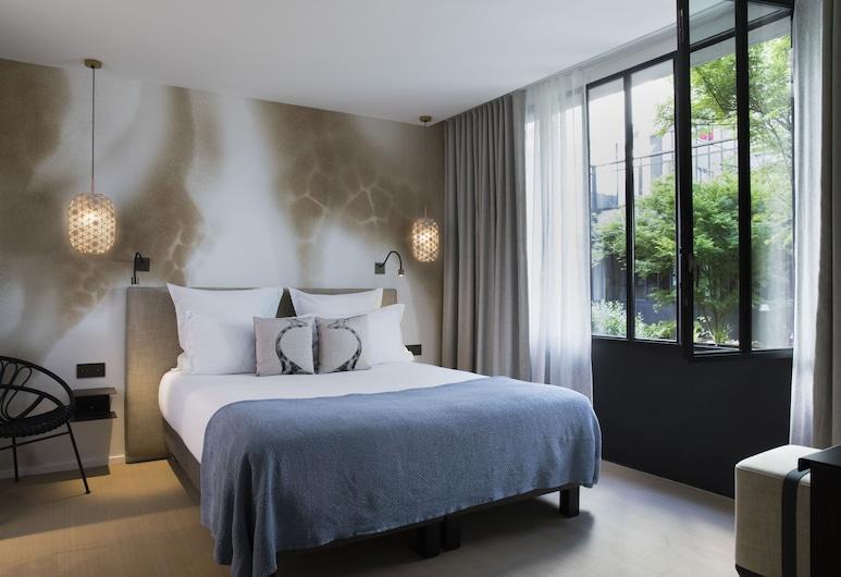 Hotel Les Deux Girafes, Paris, Chambre Supérieure, Chambre