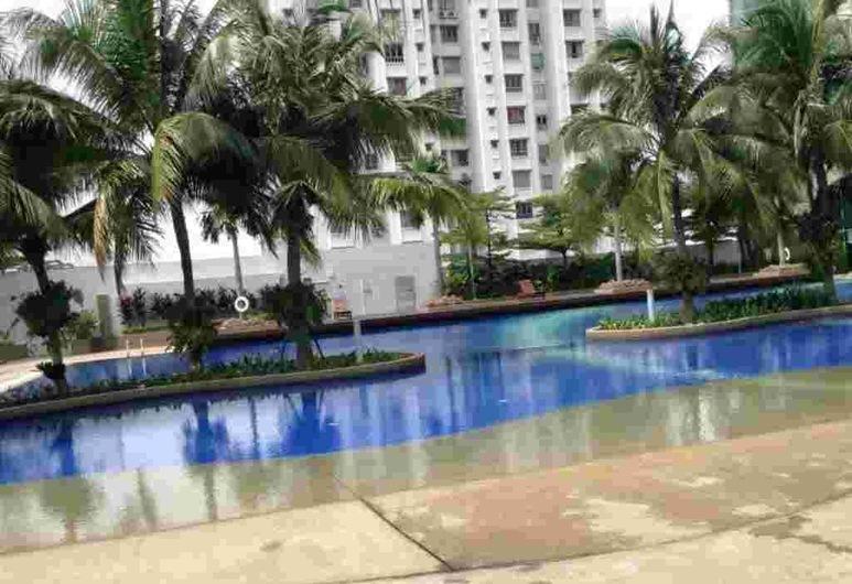 Tropicana City Tropics, Petaling Jaya, Vonkajší bazén