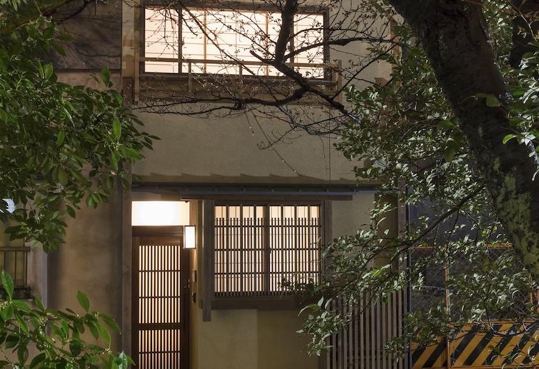 YADORU KYOTO HANARE Gojo Takase-an, Kyoto, Front of property - evening
