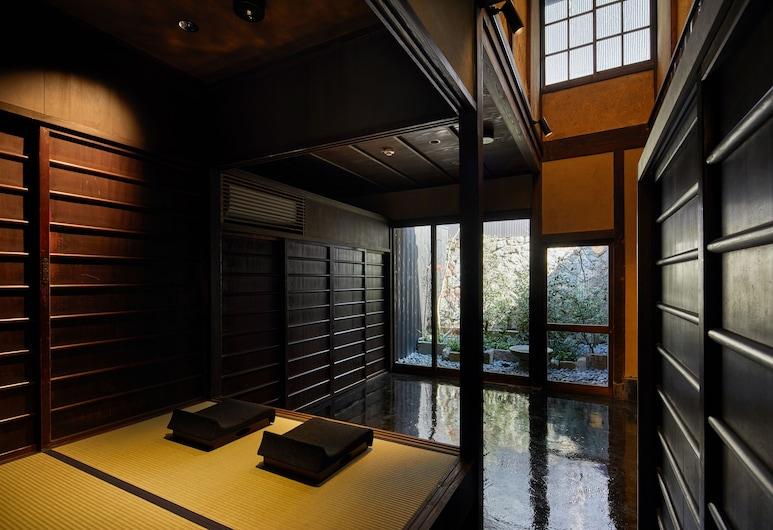宿ルKYOTO 鏡ノ宿, 京都市, 一棟貸し, リビング エリア