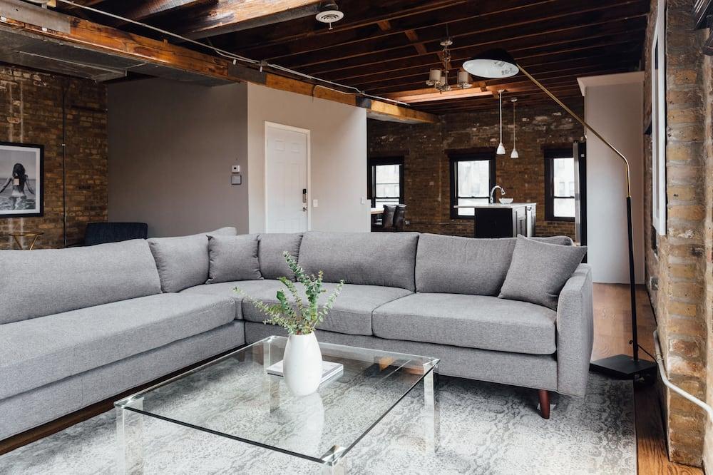 Standard Διαμέρισμα, Περισσότερα από 1 Κρεβάτια - Περιοχή καθιστικού