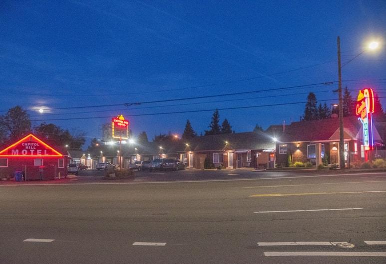Capitol Hill Motel, Portland, Välisilme