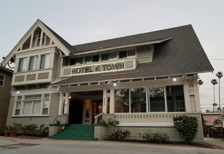 hotelktown, Los Angeles, Dış Mekân