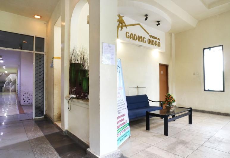 Wisma Gading Indah, Jakarta, Entrée intérieure