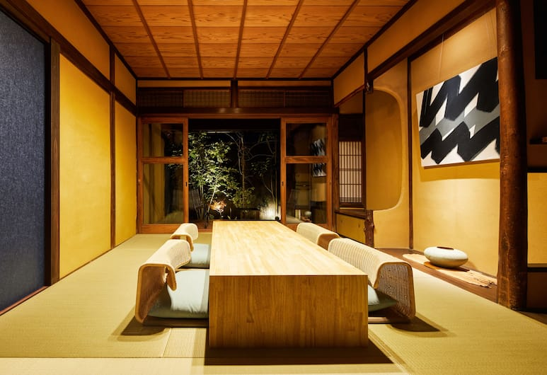 Maana Kyoto, Kyoto, Коттедж (Kyoto-style), Гостиная