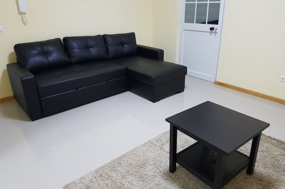 Apartment, 1 Bedroom (2 Single Beds and 1 Sofa Bed) - Living Room