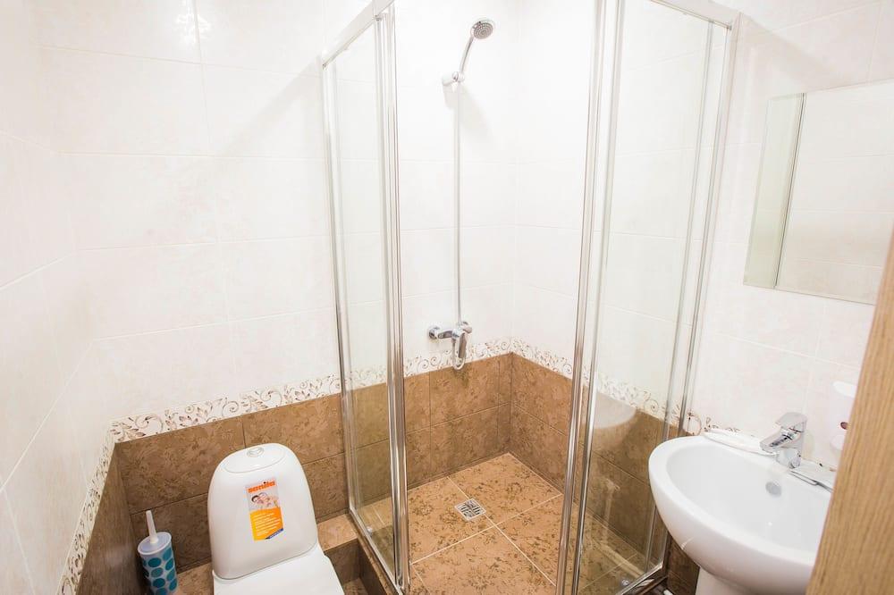 Standard Room, No Windows - Bathroom