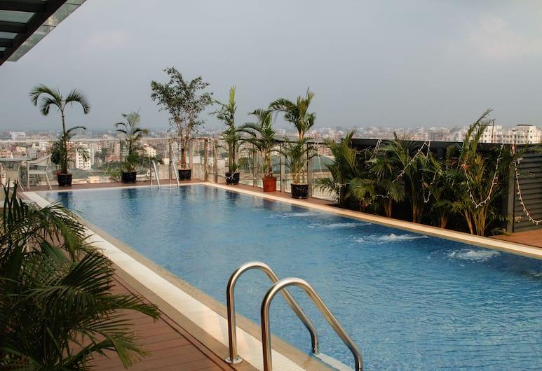 HANSA- A Premium Residence , Dhaka, Rooftop Pool