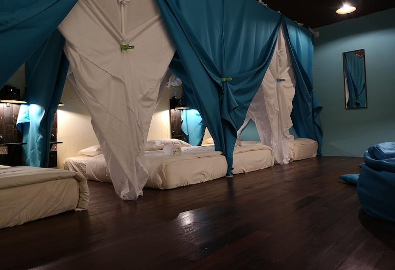 MoonTree47, George Town, Spoločná zdieľaná izba typu Comfort, len pre ženy, Hosťovská izba