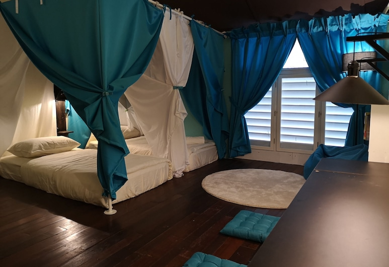 MoonTree47, George Town, Comfort Shared Dormitory, Women only, Guest Room