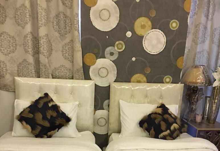 Ajyad Qma, מכה, חדר טווין, חדר אורחים