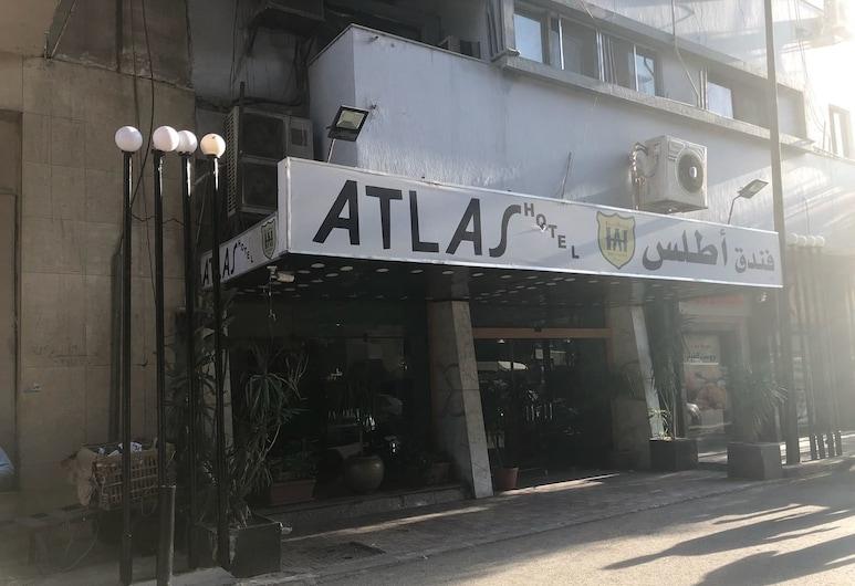 アトラス ホテル, カイロ, ホテル エントランス