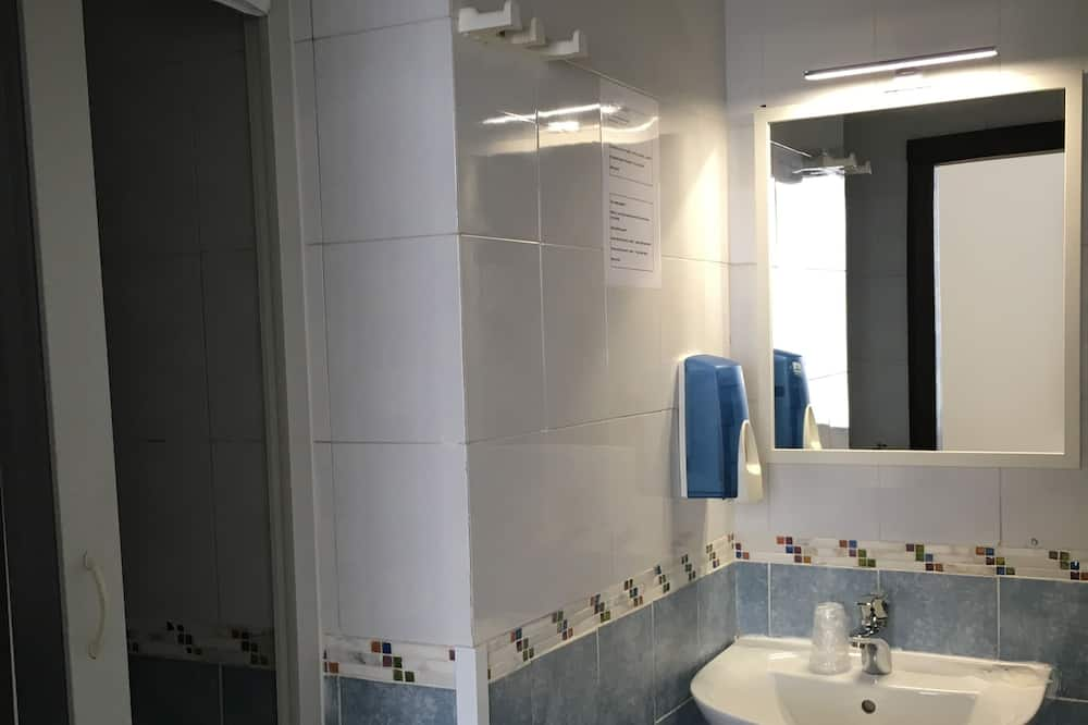 Apartmán typu Junior, výhľad na more - Kúpeľňa